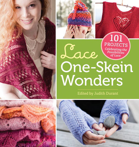 Lace One Skein Wonders by Judith Durant