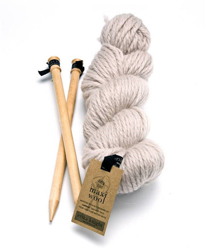 Erika Knight Maxi Wool 100g (hank)