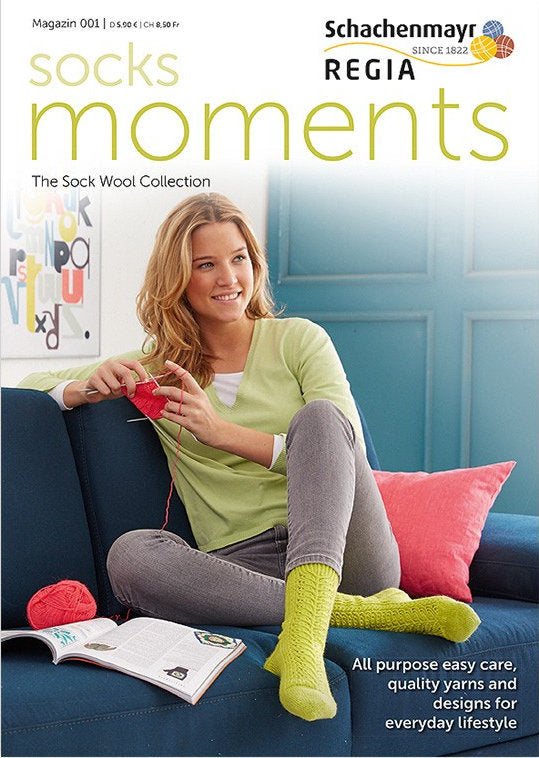 Regia Magazine 001: Socks Moments