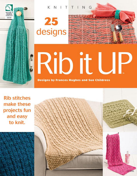 Rib It Up by Sue Childress and Frances Hughes