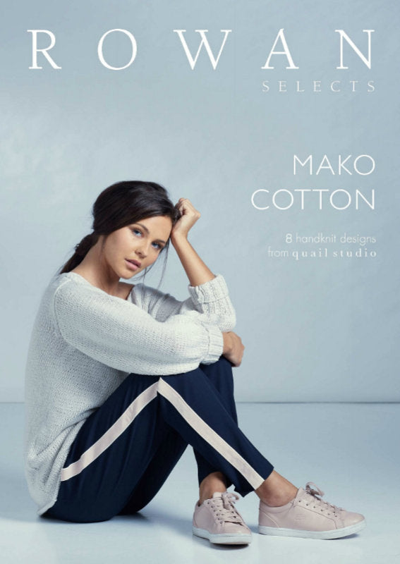 Rowan Selects: Mako Cotton Booklet