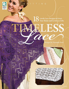Timeless Lace by Nazanin Fard