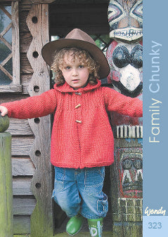 Wendy Booklet 323: Family Chunky