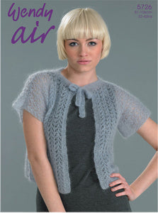 Wendy Pattern 5726: Tie Jacket in Air