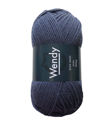 Wendy Pure Wool Aran 200g (British Wool)