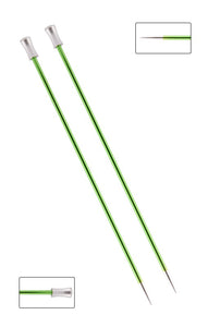 KP47237 Zing 25cm Single Pointed Knitting Needles: 3.5mm