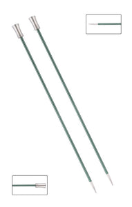 KP47325 Zing 40cm Single Pointed Knitting Needles: 3mm