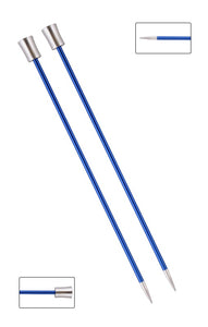 KP47299 Zing 35cm Single Pointed Knitting Needles: 4mm