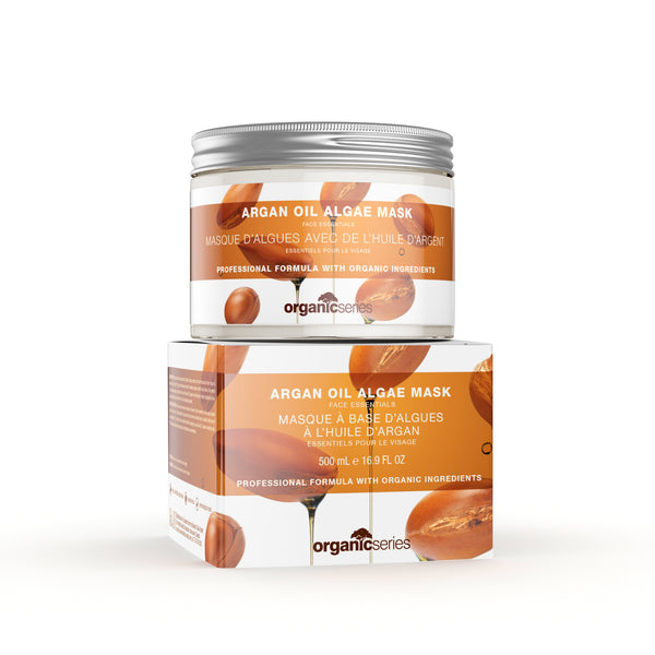 Argan Oil Algae Mask