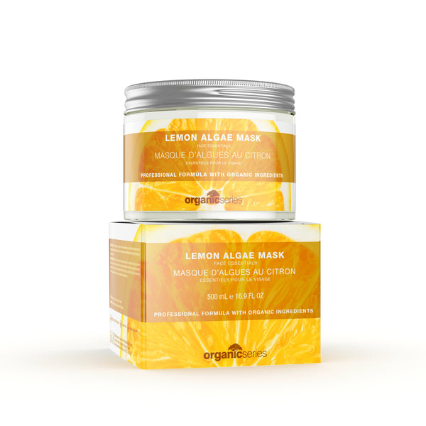 Lemon Algae Mask