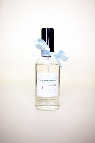 #4 Clarity Bergamot & Mimosa Room Spray