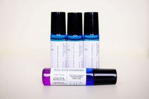 #7 Calm Lavender & Chamomile Pulse Point Rollerball