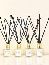 Load image into Gallery viewer, #5 Focus Lemongrass & Eucalyptus Reed Diffuser