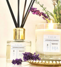 Load image into Gallery viewer, #7 Calm Lavender & Chamomile Reed Diffuser