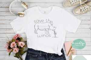 Save The Winos