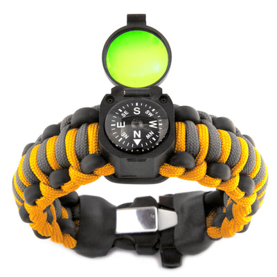 Adventure Bracelet - The Pinnacle Of Paracord Survival Bracelets