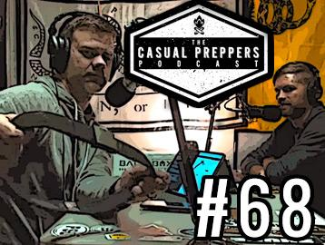 FEATURE | The 12 Days of Prepper Christmas 2018 - Ep 68 - The Casual Preppers Podcast