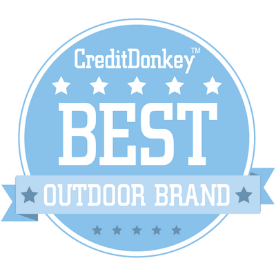 "FEATURE | Wazoo Wins ""Best Outdoor Brands 2017"" by CreditDonkey"