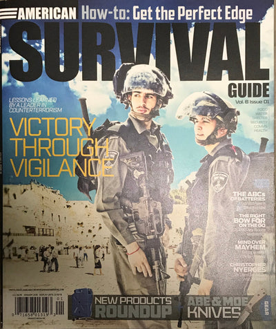 FEATURE | American Survival Guide | January 2019 Issue
