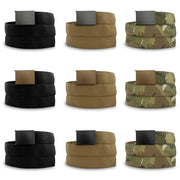 Color combinations for cache belts and cerakote buckles