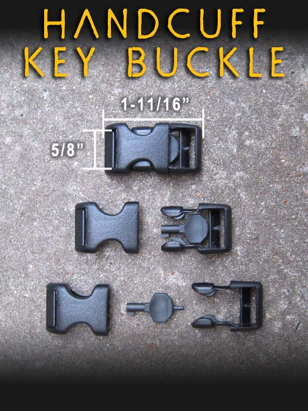 Handcuff Key Buckle