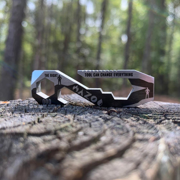 Wazoo Griffin Mini Pocket Tool In The WIld