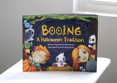 Booing A Halloween Tradition