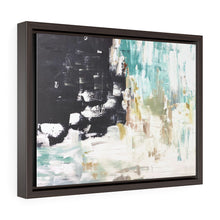 Load image into Gallery viewer, Falling Horizon Abstract  Premium Gallery Wrap Canvas