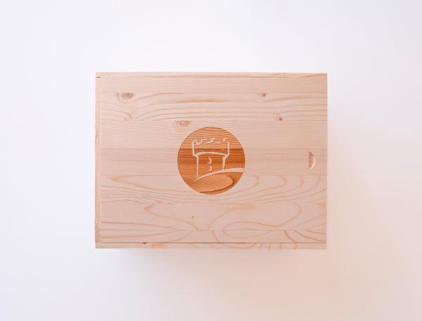 "Confezione IGT  ""Woodenbox"""