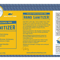 ALCOHOL-FREE 55 Gallon Foaming Hand Sanitizer Drum