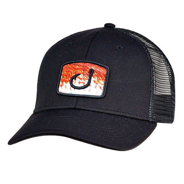 Redfish Fish Fill Trucker Hat