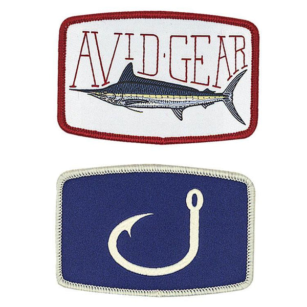 Trophy Catch Patches