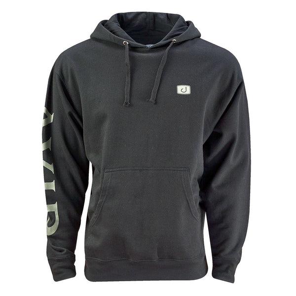 Black Camo Fleece