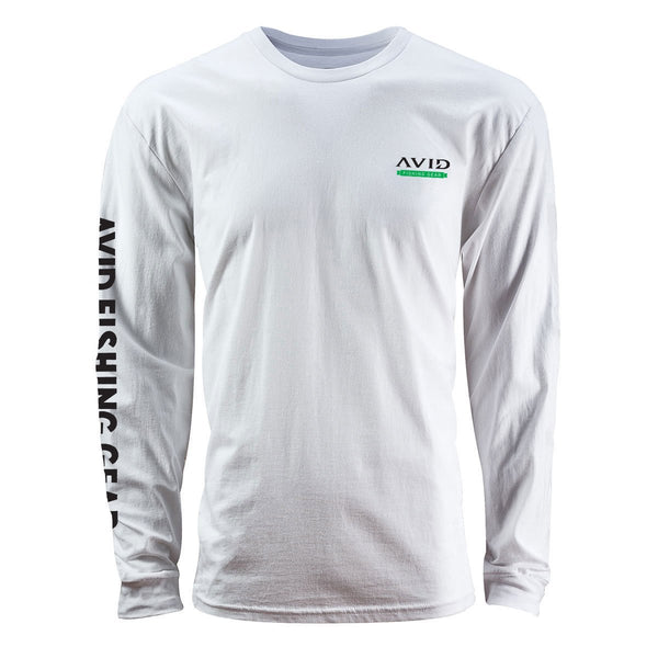 Striper Crest Long Sleeve T-Shirt
