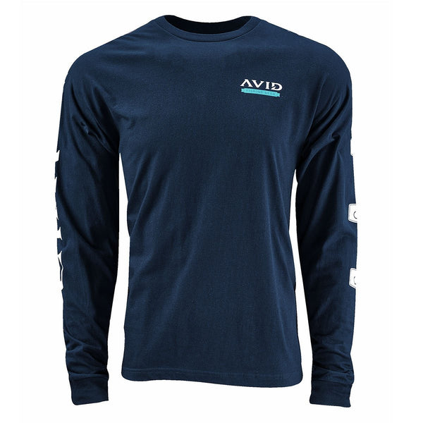 Wahoo Crest Long Sleeve T-Shirt