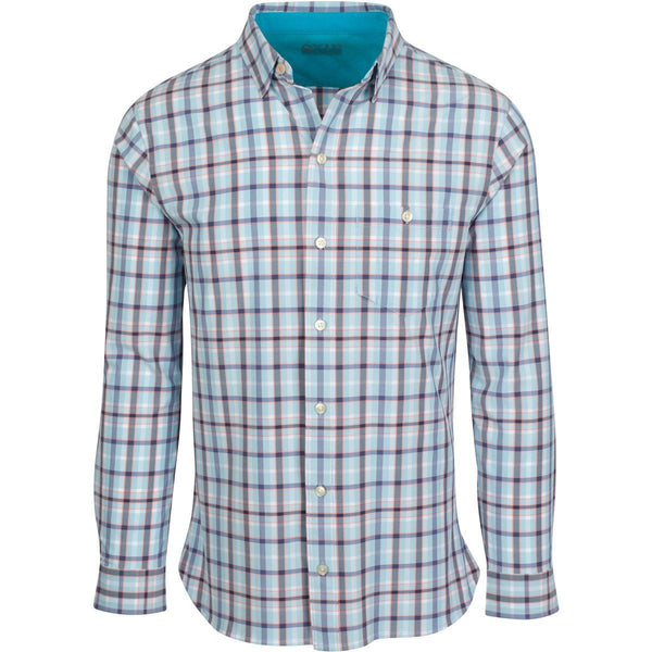 Coastal Performance Sport Shirt (50+ UPF) - FINAL SALE
