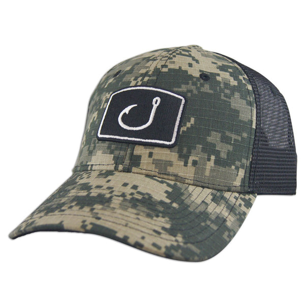 AVID Digital Camo Fishing Hat