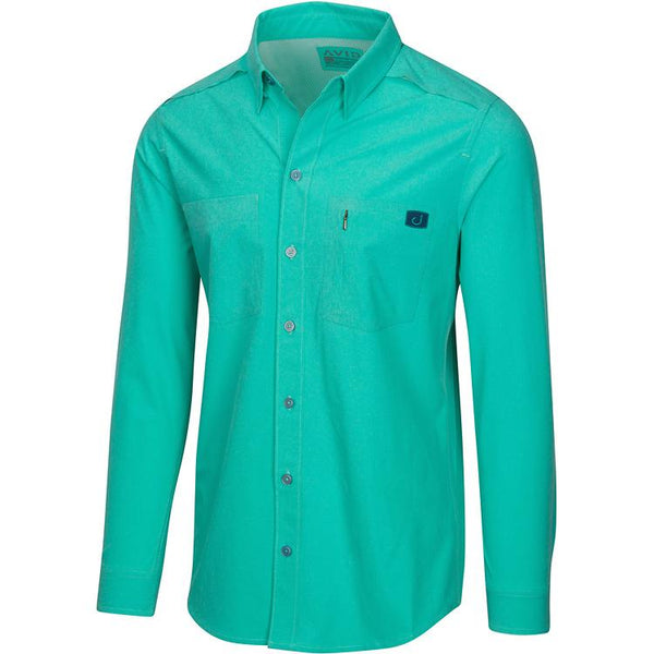 Kona Performance Fishing Shirt (50+ UPF)