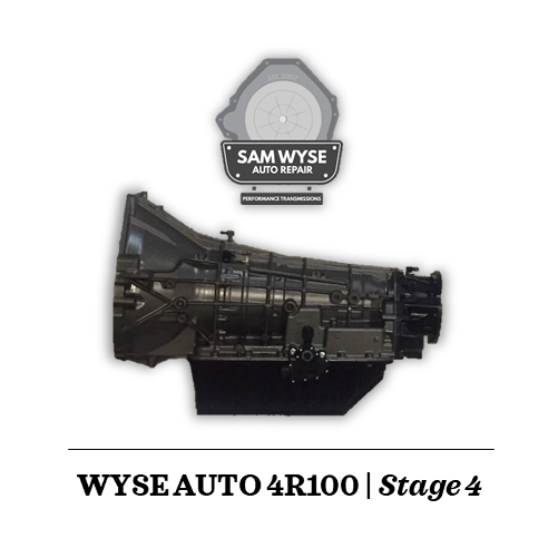 Sam Wyse Stage 4 Billet Transmission (1,000+HP) | 94-03 7.3L