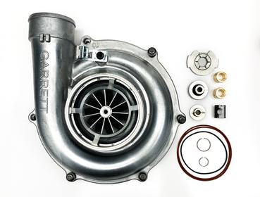 KC Turbos DIY Turbo Upgrade Kit (63.5mm) | 03-07 6.0L Powerstroke