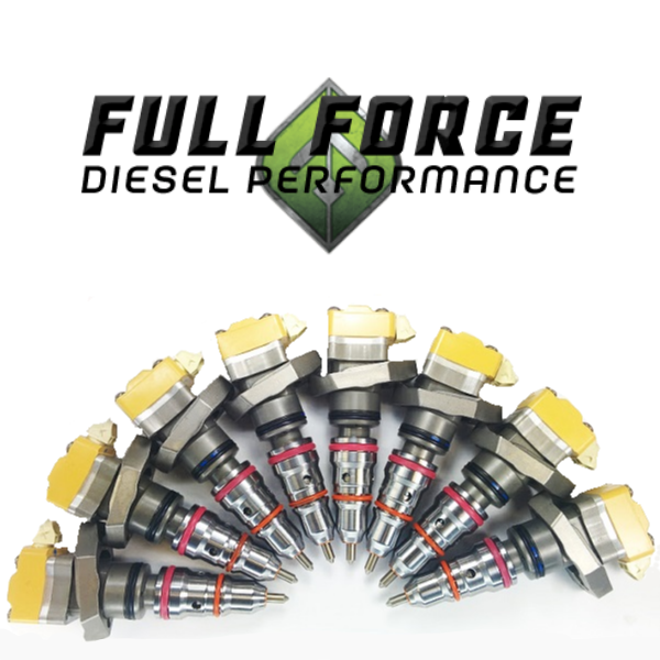 Full Force 250/100 Hybrid Injector Set | 94-03 7.3L