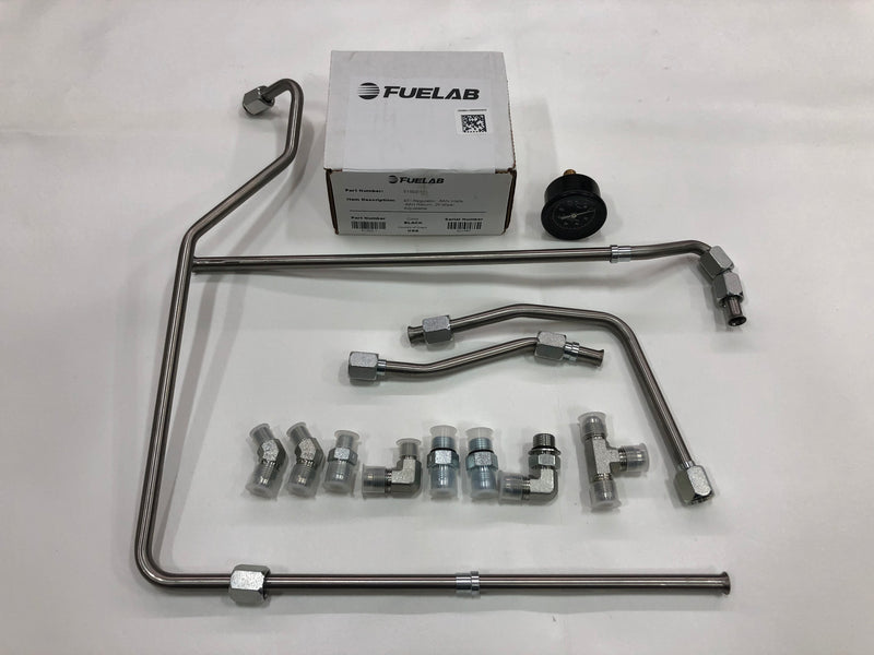 Irate Diesel Regulated Return Fuel System | 94-03 7.3L Powerstroke
