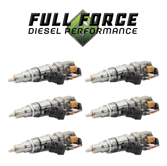 Full Force 150/0 Injector Set | 03-07 6.0L