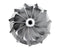 KC Turbos Billet Compressor Wheel | 03-04 6.0L Powerstroke