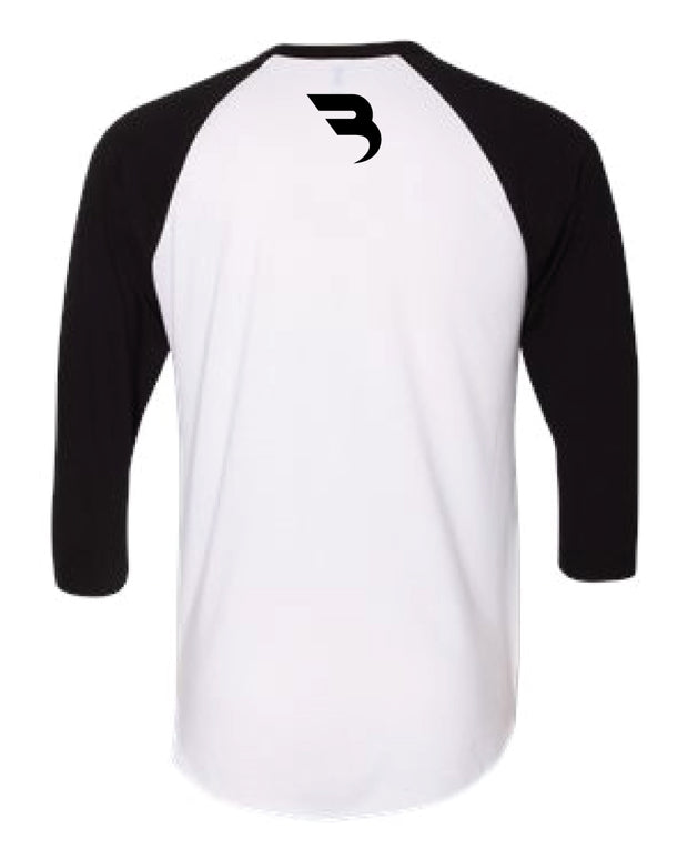 B Athletics Baseball Tee-Boxstar Apparel