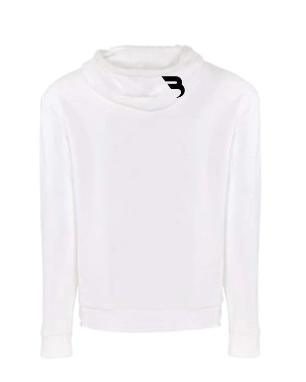 B Athletics Pullover Sweatshirt-Boxstar Apparel