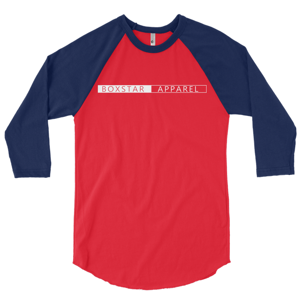 Men's Classic Baseball Tee-Boxstar Apparel