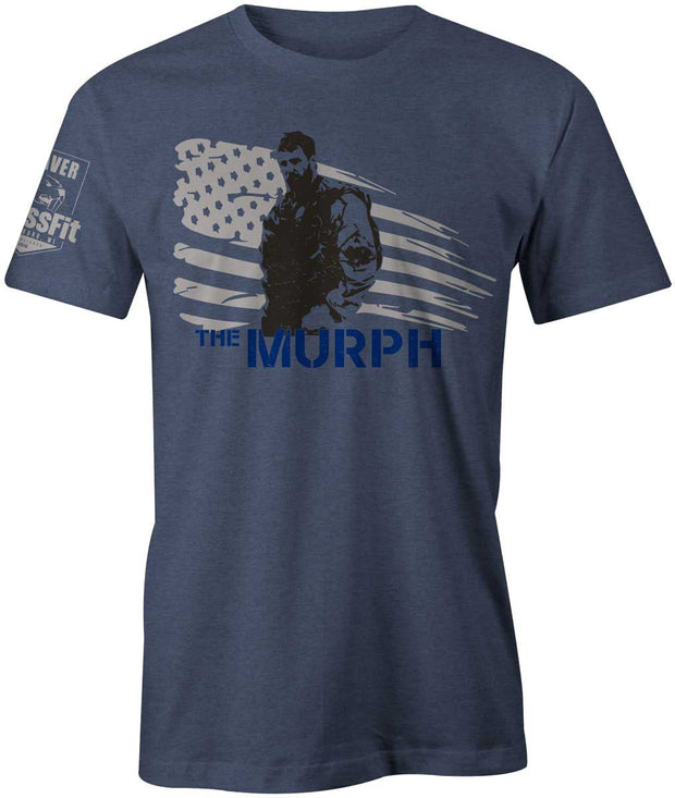 Beaver CrossFit Men's Murph Tee-Boxstar Apparel