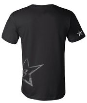 Men's Black Camo Tee-Boxstar Apparel