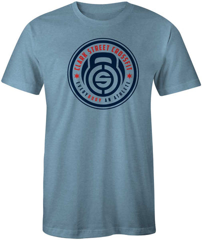 Men's Clark St CrossFit Tee-Boxstar Apparel